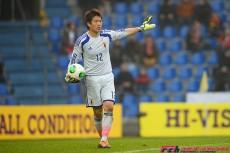 """日本代表GKコーチが語る聖域なきポジション争い。守護神に求められる""""3人が試合から消えない""""こと"""