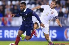 もはやリベリーは必要ない? 若手中心でリスタートしたフランス代表。「ポグバマニア」なる熱狂的ファンも