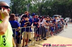【アジア杯現地ルポ】田舎町セスノックを賑わせた日本代表。徐々に熱を帯びる豪州