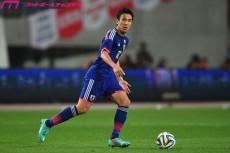 「決めますよ、彼は」。日本の10番・香川に太鼓判を押す長友。信頼が勝利を引き寄せる