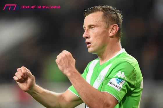 HSV、ヴォルフスブルクからオリッチを獲得。5年半ぶりの復帰