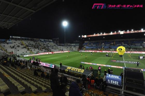 パルマ、スタジアムを市が閉鎖。 財政難深刻で借金を払えず