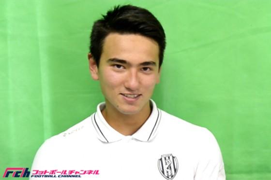 「心の中では日本人」。日伊ハーフ17歳GKファンティーニが語った日本代表への思いとは