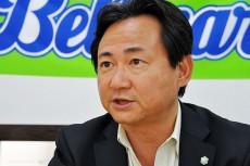 「お金がないからこそ、理想を追う」。湘南ベルマーレ・眞壁会長が語るブレない経営哲学
