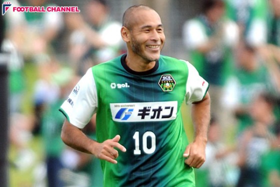 J3相模原、元日本代表FW高原の退団を発表。「受け入れてくれたクラブに感謝」