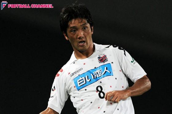 38歳MF砂川誠が現役引退。今後は北海道で普及&育成に取り組む