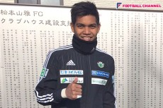【独占】シンガポール代表GKイズワン、日本でのプレー熱望「J今こそ日本後を学ぶ必要がある」