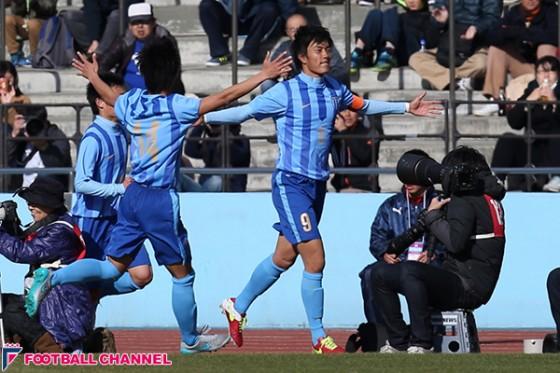 青森山田、5得点で聖和学園を粉砕。桐光はエース小川が躍動…全国高校サッカー2回戦