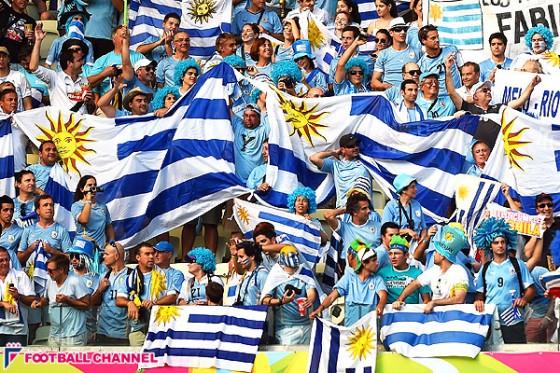ウルグアイ政府、2030年のW杯招致を目指すことを発表。アルゼンチンと共同開催で