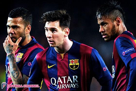 2015年UEFAベストイレブンが発表。三冠バルサから最多5名が選出