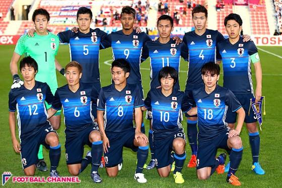 U-23日本代表、五輪予選は白星発進。次節タイ戦に勝利ならGS突破が確定