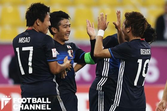 """U-23日本、""""中東の笛""""跳ね除けサウジアラビア撃破。GS全勝でリオ五輪予選準々決勝へ"""