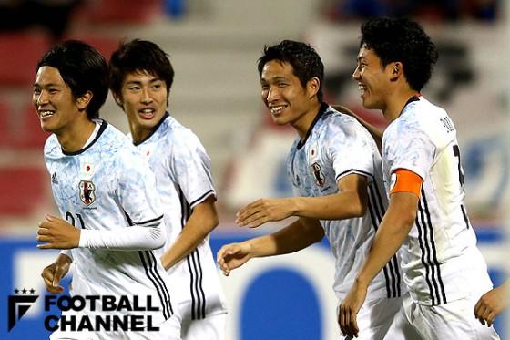 U-23日本代表、決勝T初戦はイランに決定。本日のGSサウジ戦は消化試合に