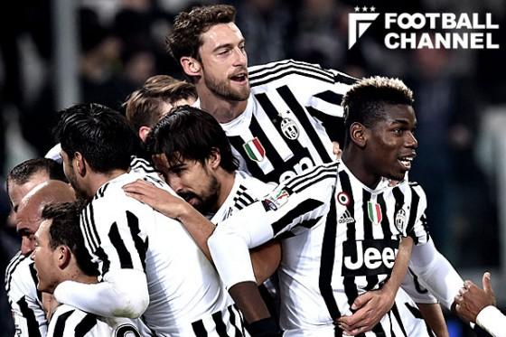 コッパ・イタリア準決勝はイタリアダービーに! ユベントスがラツィオ下す