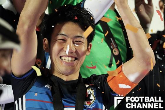 U-23キャプテン遠藤、アジア制覇に安堵「本当にいいチームになれた」