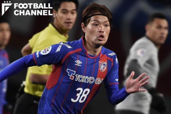 FC東京の攻撃の中心として期待される東慶悟
