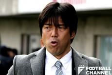 ジュビロ磐田の名波浩監督