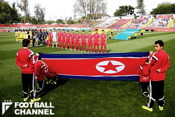 北朝鮮代表