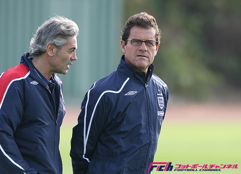 ファビオ・カペッロ「英国のフットボールはもはや、発祥地のそれにあらず」(後編)