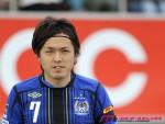 ガンバ大阪のチームメートが体感する、背番号7の進化