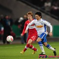 日本人選手3人が出場したDFBポカールは、シュツットガルトが順当に勝利【原田亮太フォトギャラリー】