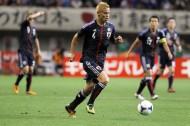 日本代表の核となる個性 本田圭佑の戦術力を読み解く