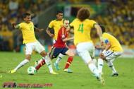スペインをも封じたブラジルの高い守備力はなぜ実現したのか? スコラーリ監督のマネージメント力に迫る