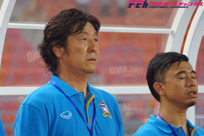 日本とタイ、両国で代表GKコーチになった加藤好男