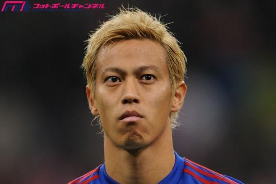 一回の散髪代に400万円!? 日本代表・本田圭佑伝説