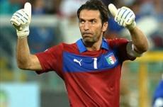 歴史的な一戦を楽しみにするイタリアの守護神