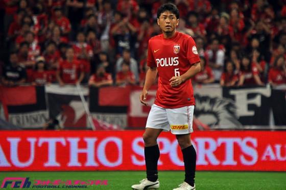 背番号6は山田から山田へ。浦和一筋20年、山田暢久が現役引退。直輝が背番号受け継ぐ