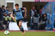 川崎F、J1・J2通算100000ゴール達成?! 記念ゴール後のパフォーマンスが話題