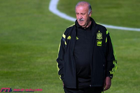 【独占インタビュー】スペイン代表監督デル・ボスケの自信「W杯、連覇だけを目指す」