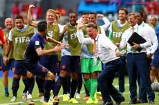 スペイン、ウルグアイ、イタリアはなぜ敗れた? オランダ・コスタリカに見る番狂わせの法則
