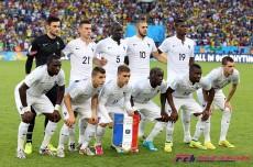 好調のフランス。メディアは過熱、選手は冷静、ファンの意見は割れる。ベスト16での勝利、約半分は悲観的