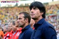 ポゼッションの旗手はスペインからドイツへ。ボール支配率50%も、フランス相手に示した確かなスタイル