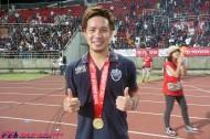 """「タイの選手も日本でできることを証明したい」。J2→タイ→J1セレッソへ。""""逆輸入Jリーガー""""平野甲斐の挑戦"""