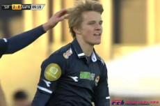 レアル、バルサも熱視線。わずが15歳で代表に招集、ノルウェーの神童ウーデゴーとはどんな選手か?