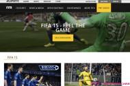 最新FIFA公式サッカーゲーム「FIFA 15」で最強なのはメッシ! 続いてクリロナ