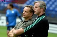 内田シャルケ、ディ・マッテオ新監督は「攻撃的なサッカー」。ヘルトSDがTV番組で語る