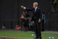 アギーレ監督、大敗にも選手選考の場であることを強調「相手がブラジルであってもそうだ」