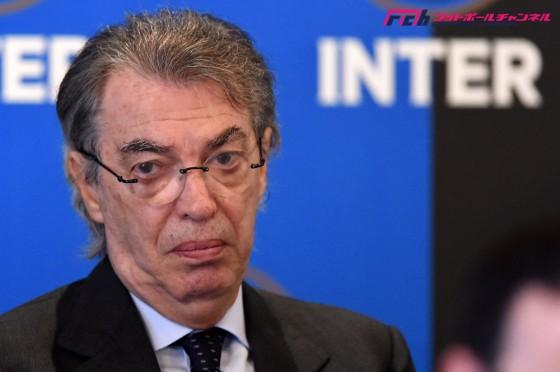 時代の終焉。インテルがモラッティ名誉会長の辞任を発表。