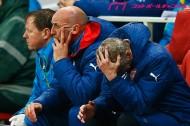 ヴェンゲル監督、3-0から追いつかれたお粗末な守備を嘆く「勝ったと思い込んでしまった」