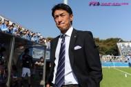 横浜FCの山口監督が今シーズン限りで退任。2年連続中位低迷で決断か