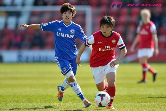 元INAC神戸のチ・ソヨンがWSL女子年間最優秀選手に選出「快く迎え入れてくれたみんなのもの」