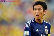 長谷部、2試合連続でキャプテンとして奮闘。「勝てて良かった」と安堵