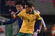 オーストラリア、セットプレーに不安残すも照準はアジアカップ。ケーヒル「すべては1月のために」
