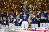 昇格1年目のG大阪が9年ぶりのJ1制覇! 次週三冠をかけて天皇杯決勝へ