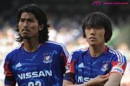 横浜FMのベテラン2人が偉大な記録を達成。守備陣は今季最少失点