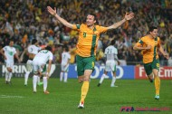 オーストラリアがアジア杯に向けた暫定招集メンバーを発表。名古屋のケネディが復帰